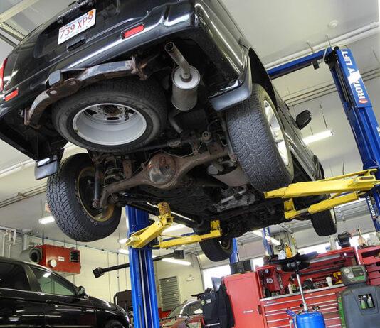 Duży wybór części do BMW